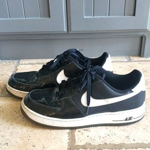 Nike Air Force One men's shoe.